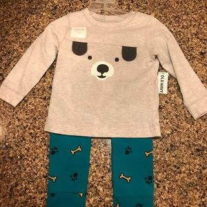 NWT - Old Navy outfit 18-24 months